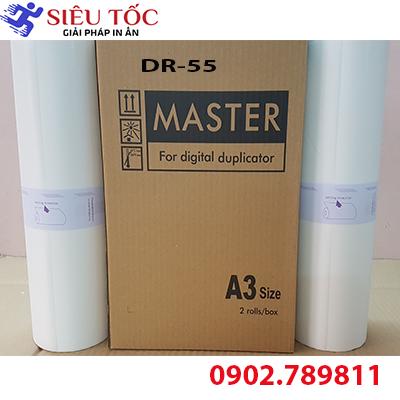 Master Duplo DR55