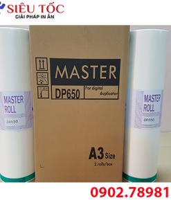 Master Duplo DR650