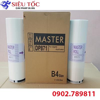 Master Duplo DR871