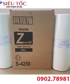 Master Riso RZ-A4
